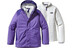 Patagonia Girls' 3-In-1 Jacket Violetti